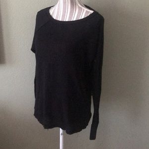 Lucky Brand, black thermal